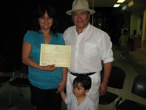 Graduacion Kichwa