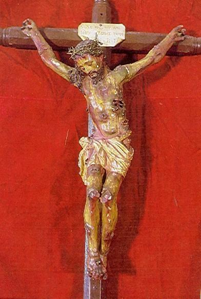 Caspicara Cristo del Corazon Foto de Gustavo Mateus Cortes